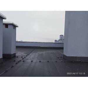 Монтаж блискавкозахисту