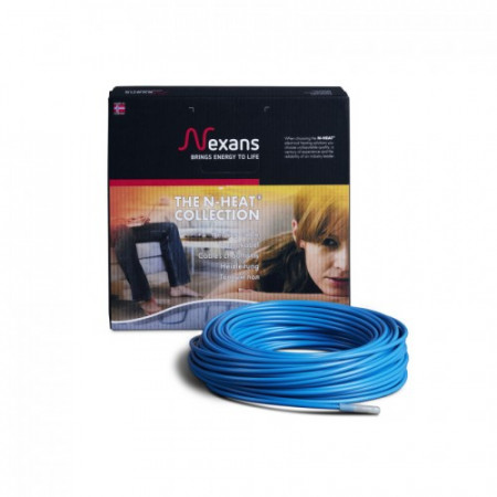 TXLP2R/17Вт 1700 двожильний гріючий кабель