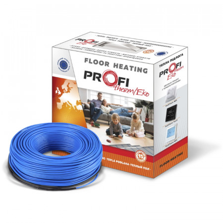 Секції кабелю Profitherm Eko Flex 150 Вт