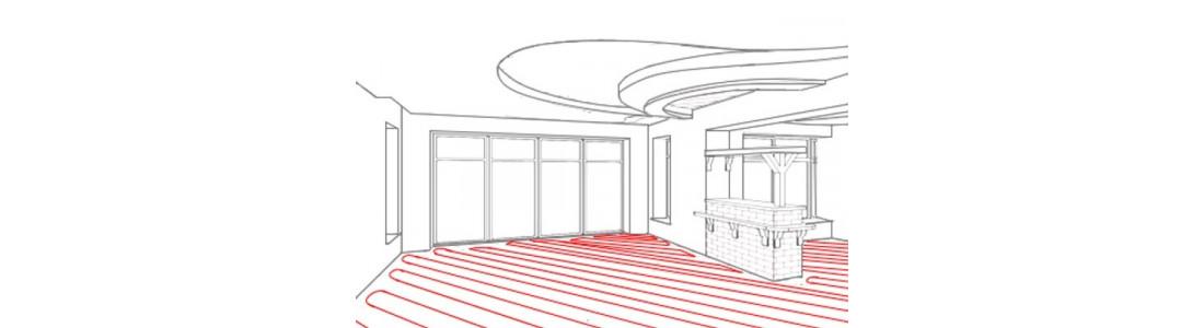 Комфортний підігрів підлоги і опалення в житлових, офісних та адміністративних приміщеннях