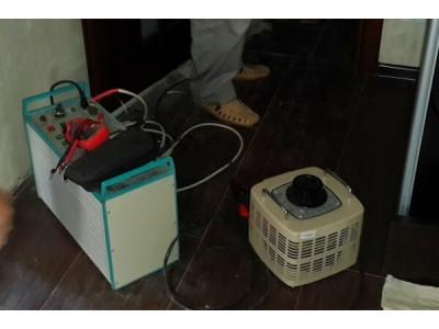 Ремонт гріючого кабелю в системі комфортного підігріву теплої підлоги