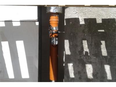 Захист від замерзання стічних труб в багатоповерховому будинку