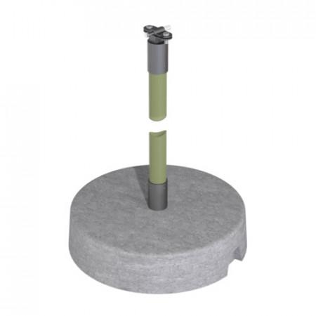 Тримач бетонний 17 кг