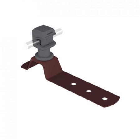 Тримач L140 під черепицю з Clip Ni/C