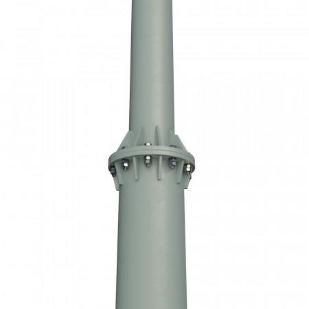 Щогла громовідводу RGS-25 метрів