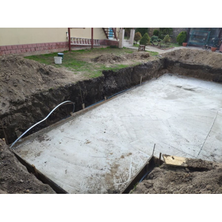 Монтаж заземлення басейну