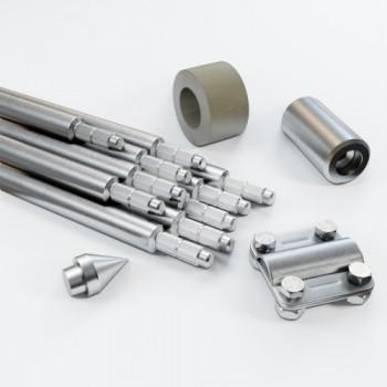 Комплект заземлення 15м D20 з оцинкованої сталі