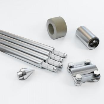 Комплект заземлення 6м D20 з оцинкованої сталі